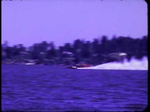 Vintage Unlimited Hydroplane