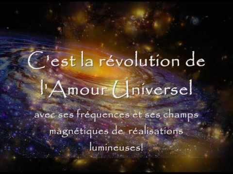 Source universelle d'Amour et de Lumière sans fin!