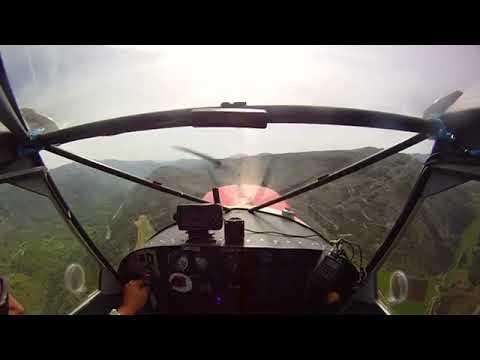 Mountain Flying and Cross-Wind Landing