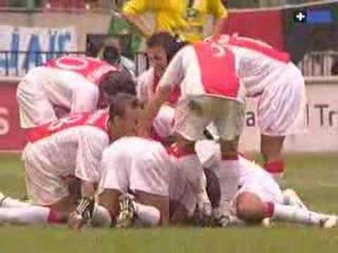 best soccer goal ever!!