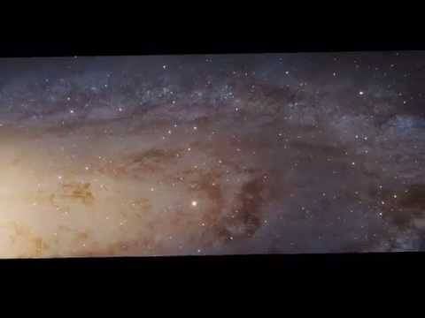 Largest Picture Ever Taken (Andromeda Galaxy)