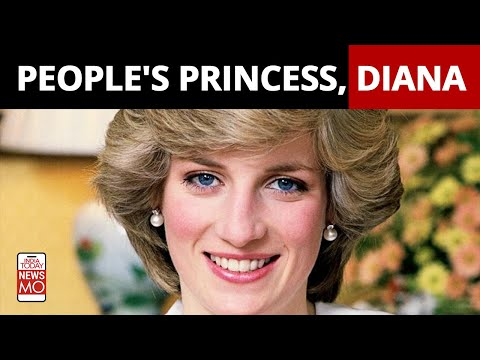 Princess Diana Death Anniversary: What Made The Former Princess Of Wales So Special? | NewsMo