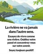 Vivre comme une rivière