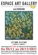 Affiche José MANGANO