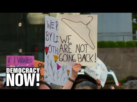 """""""Blanket Unconstitutional"""" Texas Abortion Ban Takes Effect in Major Setback for Reproductive Rights"""