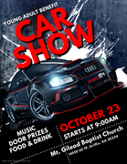 Mt. Gilead Baptist Car and Truck Show