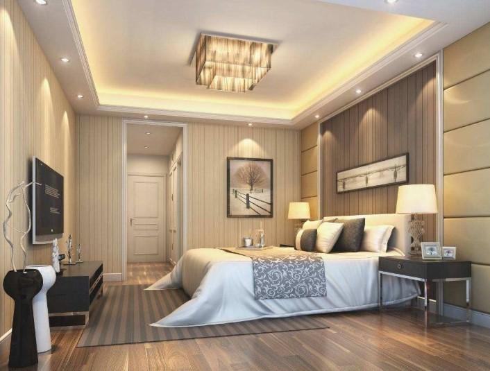 Membuat Desain Interior Minimalis pada Kamar Tidur Utama