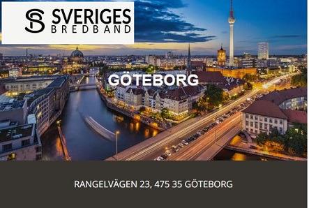 Bredband Företag Stockholm