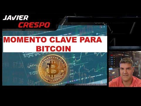 Video Análisis con Javier Crespo: Momento clave para Bitcoin