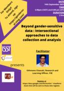 Beyond gender-sensitive data