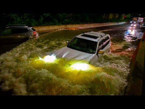 MAJOR Floods in New York & New Jersey - Sept. 2, 2021