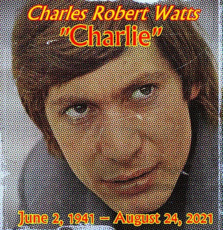 Charlie Watts RIP