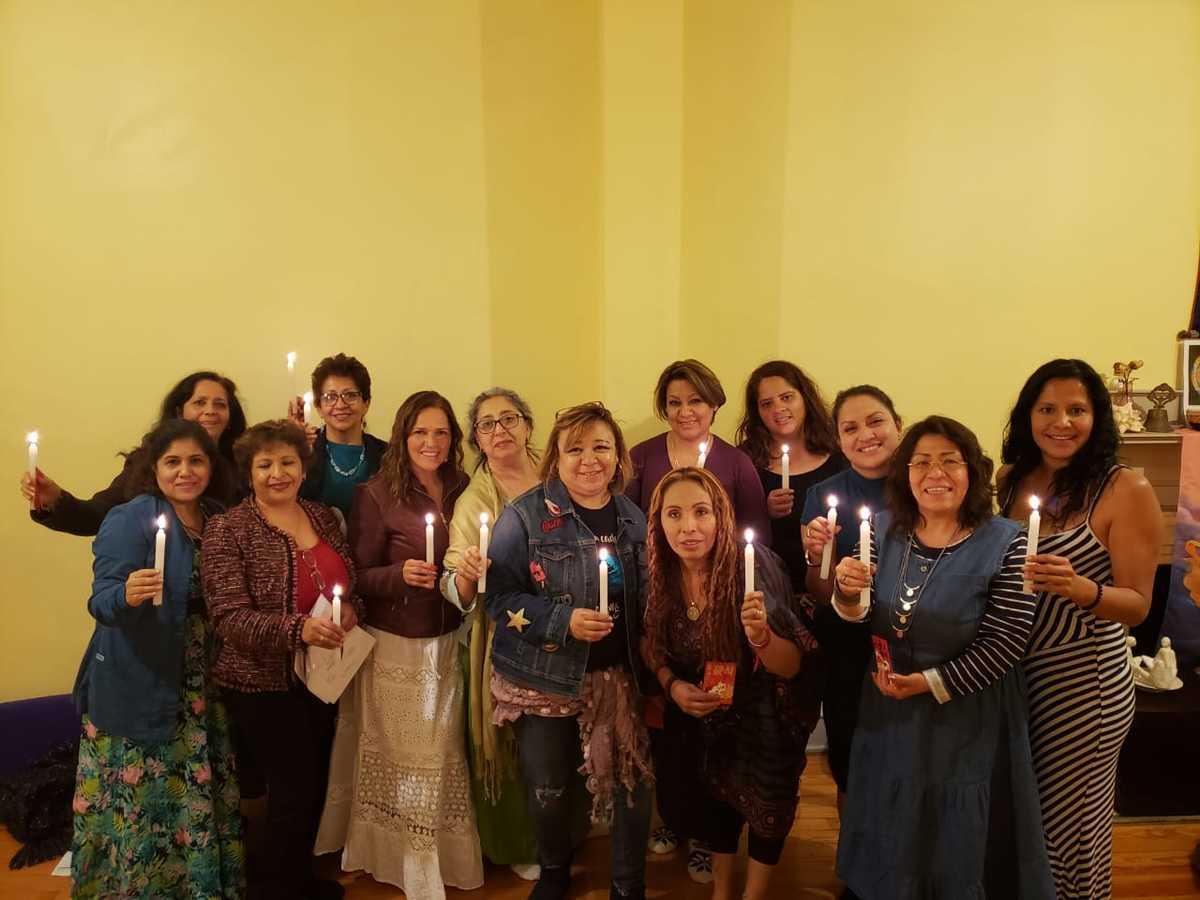 Circulo de Mujeres Ollin Zihua CDMX - Febrero 2019