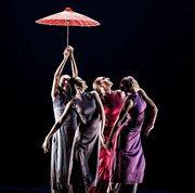 Nai-Ni Chen Dance Company performs in Summer Concerts on the Hudson