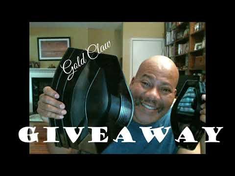 Gold Claw Giveaway Time