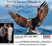 FLYER The KIngdom Gathering of Eagles 9-4-21