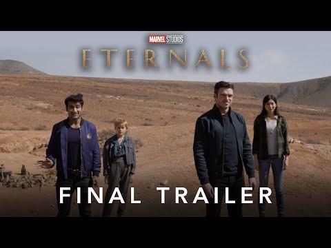 Marvel Studios' Eternals | Final Trailer