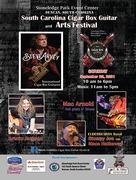 South Carolina Cigar Box Guitar & Arts Festival