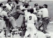 George Brett Umpire Tim McClelland's Pine Tar Game
