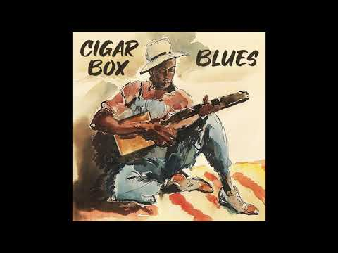 Cigar Box Blues - Them shoes a talkin'  - Check out the new album, I uploaded it online today