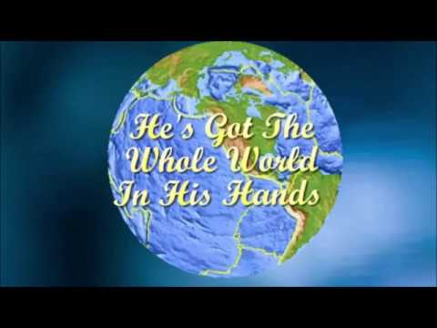 He got the whole world in his hands  trad;Gospel BCB 2019