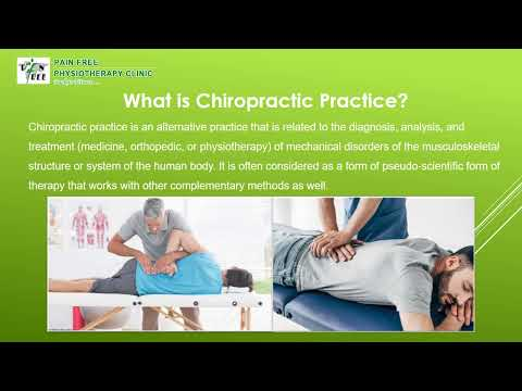 Best chiropractic service in Delhi - Pain Free Physiotherapy Clinic
