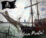 ☠️COMPLETA Aventura pirata al port de Barcelona!! Al abordatge! ☠️