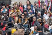 Indigenous Peoples March on Washington DC 2019