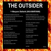 The Outsider - Lyrics
