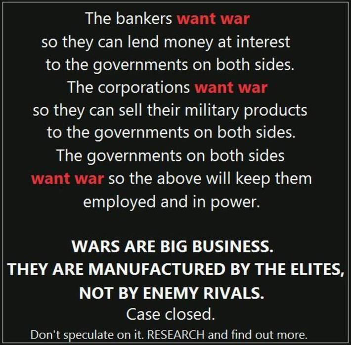The goal of the New World Order is for One World Government