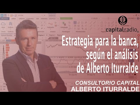 Video Análisis con Alberto Iturralde: IBEX35, DAX, BBVA, Santander, Bankinter, BMW, Continental, Amgen, Merck, Boing...