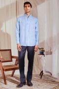 Shop Sky Blue Frio Shirt for Men online