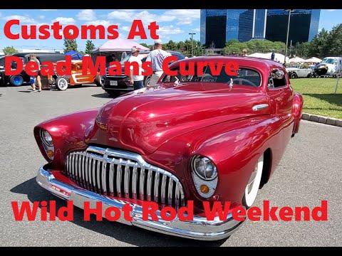 2021 Dead Mans Curve Wild Hot Rod  Weekend Video 1