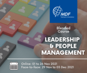 Leadership and People Management (blended)