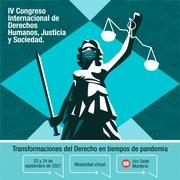 IV Congreso Internacional de Derechos humanos, Justicia y Sociedad. Montería, Colombia.