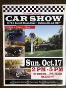 OCONEE COUNTY CAR SHOW, WATKINSVILLE, GA