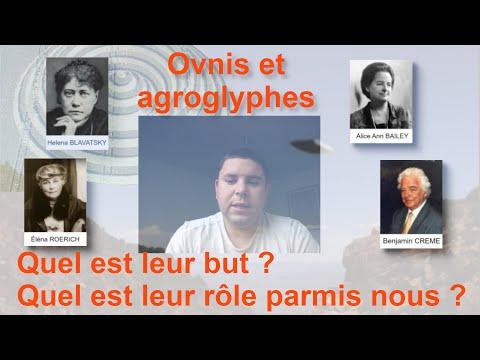 Ovnis & agroglyphes