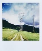 Cielo e nuvole dietro telegraph road....