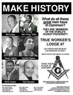 Mason Lodge 7 members