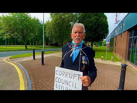 WAR VETERAN NOT ALLOWED TO USE PUBLIC TOILETS - SOUTH RIBBLE COUNCIL