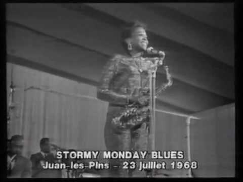 "VI REDD & COUNT BASIE- ""STORMY MONDAY BLUES"" - JUAN LES PINS JULY 23 1968"