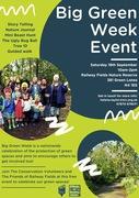 Railway Fields Big Green Week Open Day