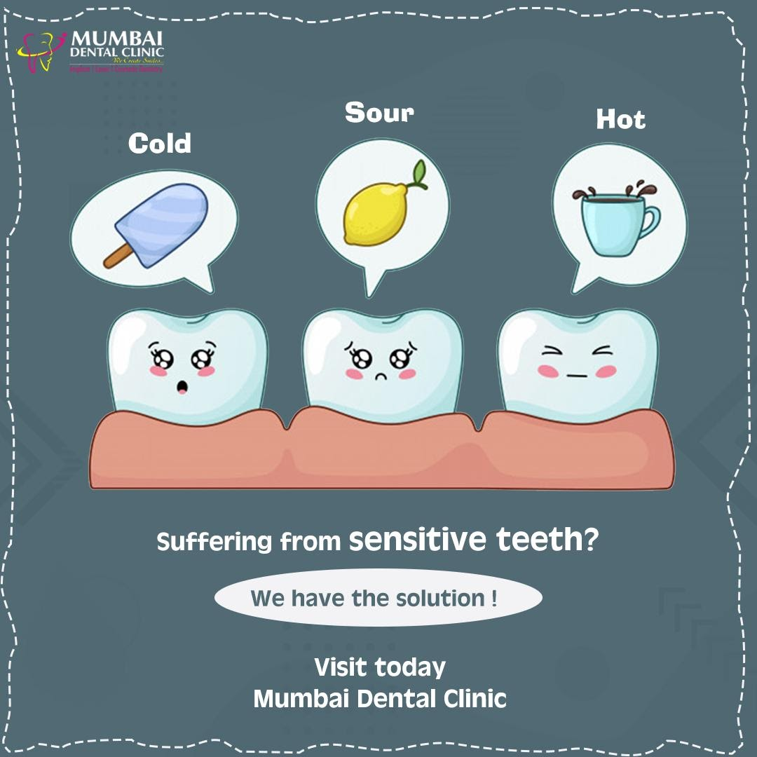 Best Treatments for Tooth Sensitivity