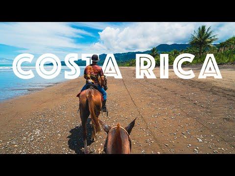 Costa Rica - A whole family roadtrip