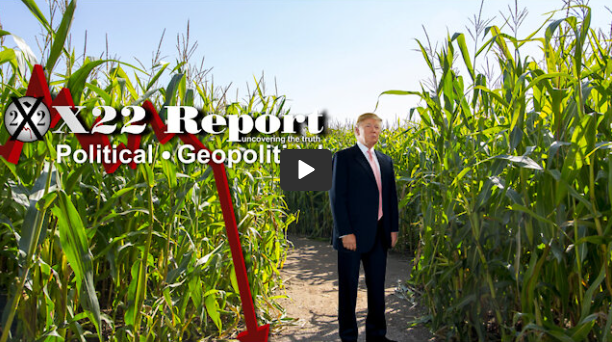 Ep. 2573b - Insurgency, Next Counterinsurgency, Corn Is Developed & Will Soon Be Harvested