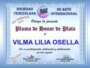 Vilma Lilia_