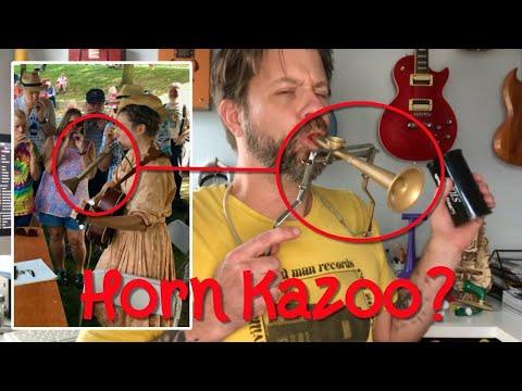 I Want a Horn Kazoo! (like Miss Maybell)