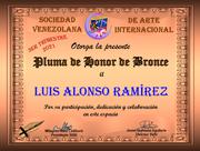 Luis Alonso Ramírez