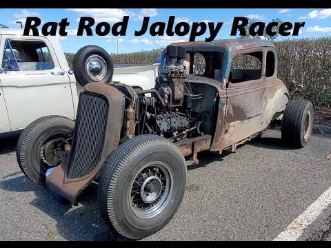 One Sick Rat Rod Jalopy Racer ( Rat Rod Jalopy )