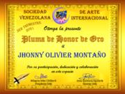 Jhonny Olivier Montaño